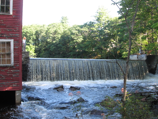 image of Union NH upper dam